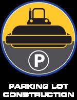 Mid-City Parking Lot Construction