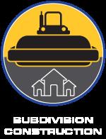 Mid-City Subdivision Construction